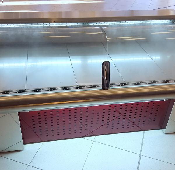 terroir - présentoir table froide