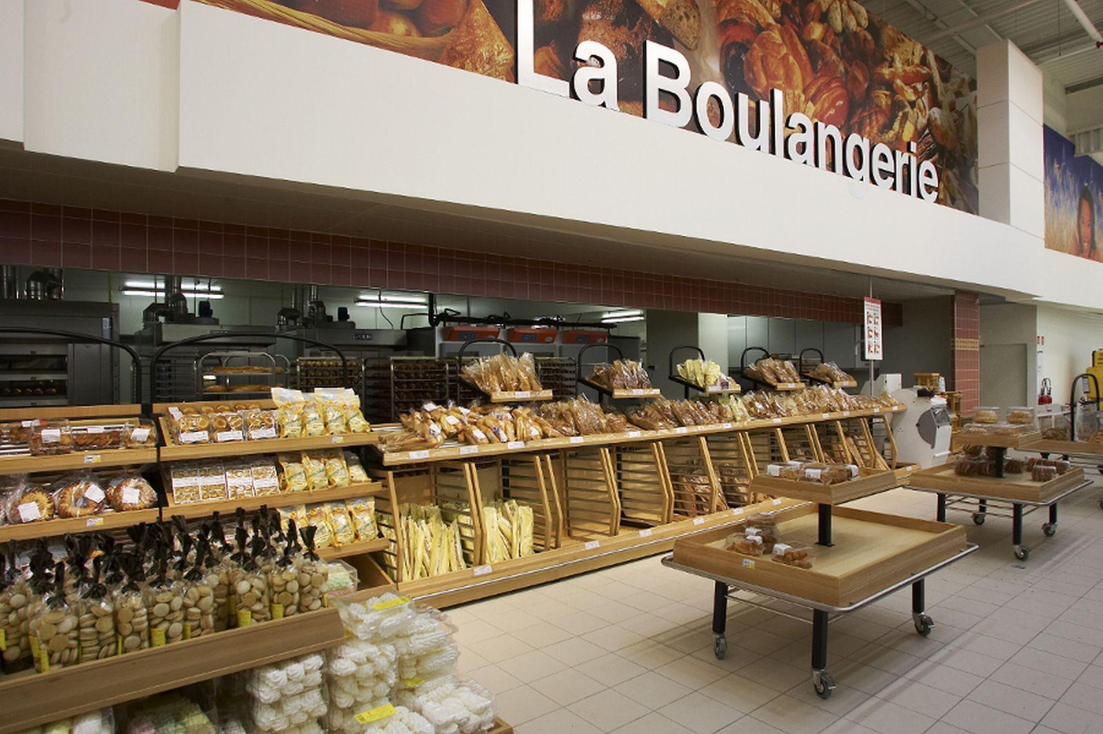 Boulangerie - Vue d'ensemble