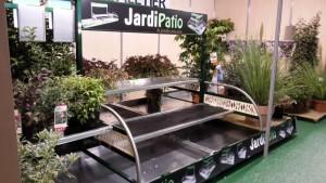 pépinière - jardipatio aluminium naturel et laqué