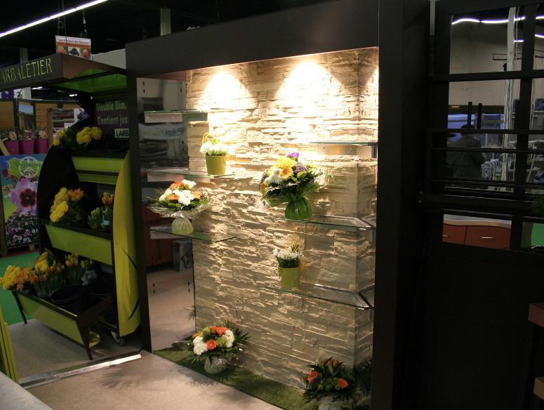 mur pierre presentation fleuriste