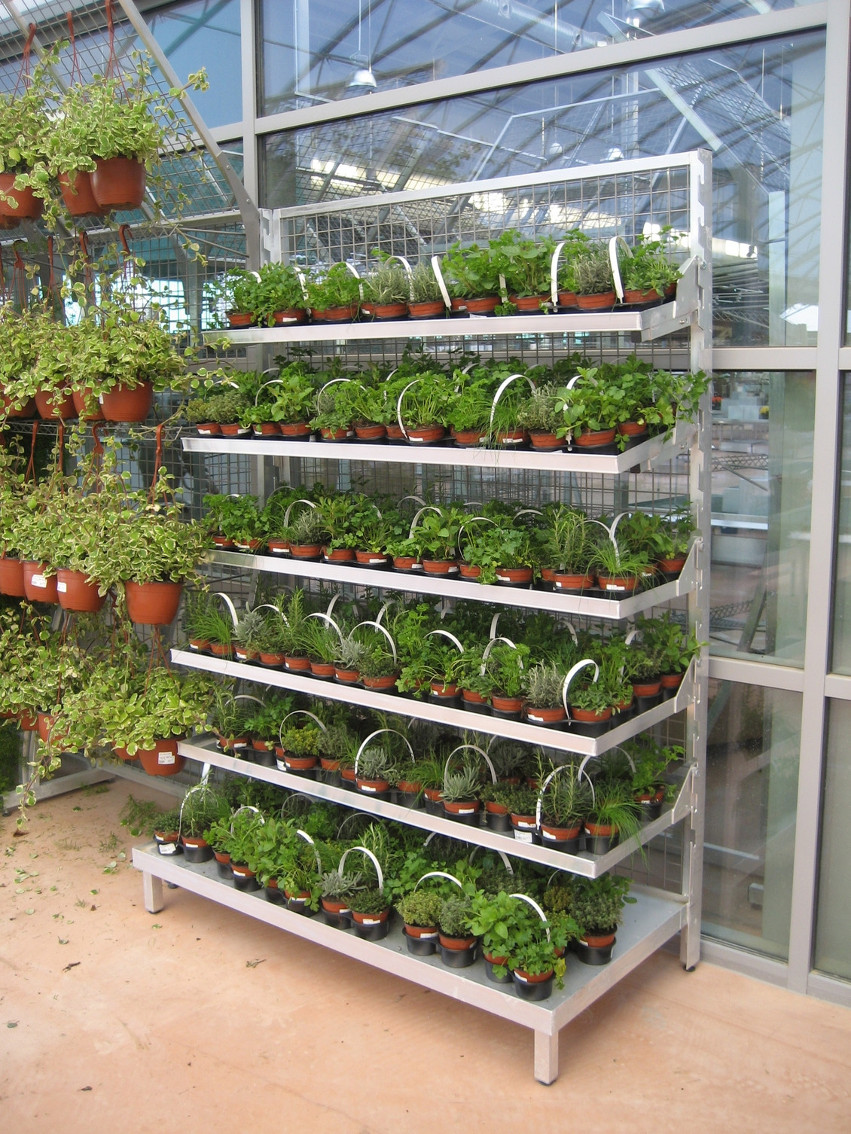 Pr sentoirs universels et multifonctions gamme - Presentoir plantes exterieur ...