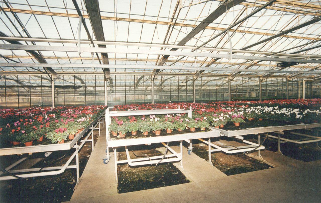 horticulture - chariot enjambeur