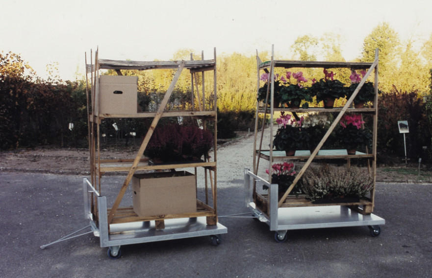 horticulture - chariot transbox