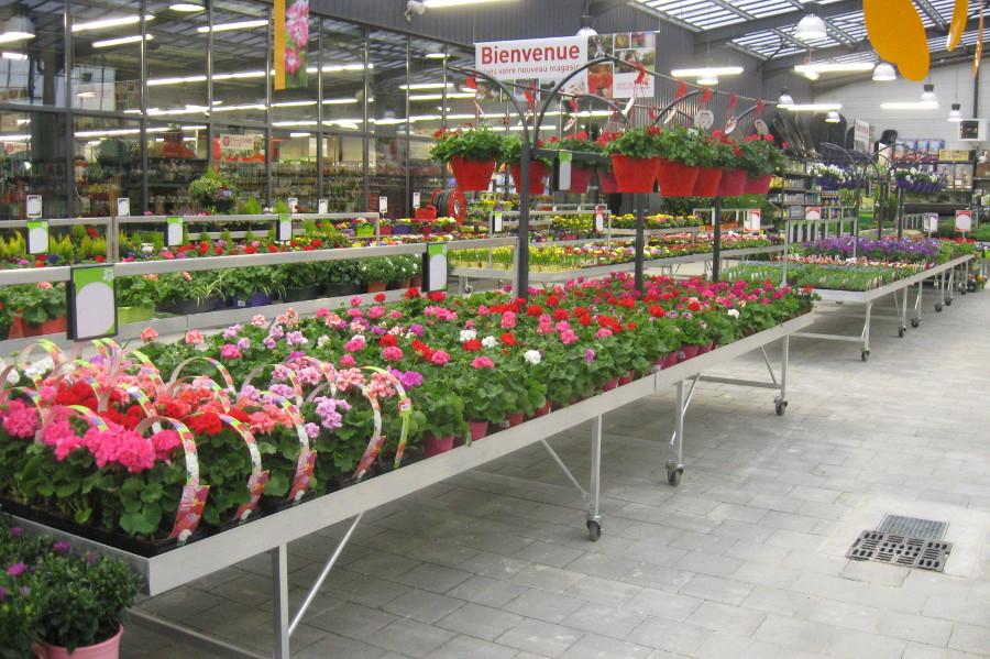 Jardinerie et Horticulture