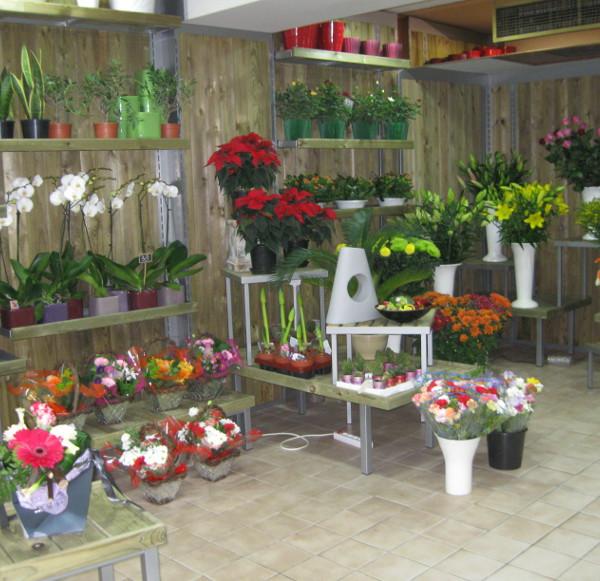 panneaux muraux fleuristes fond bois