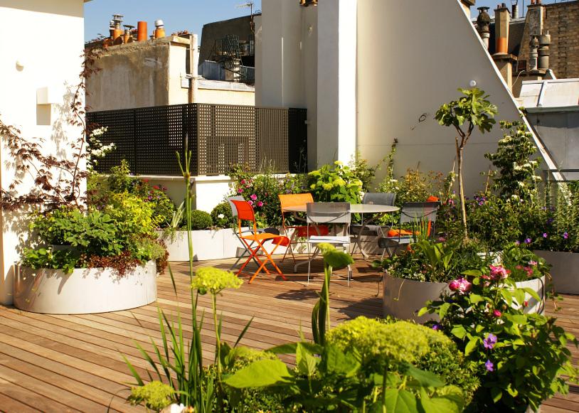 Décoration - aménagement de terrasse