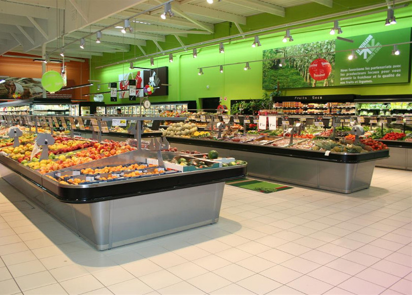 fruits & légumes - gamme eva