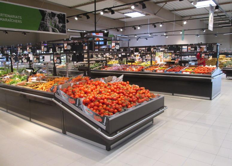 fruits & légumes - gamme prima