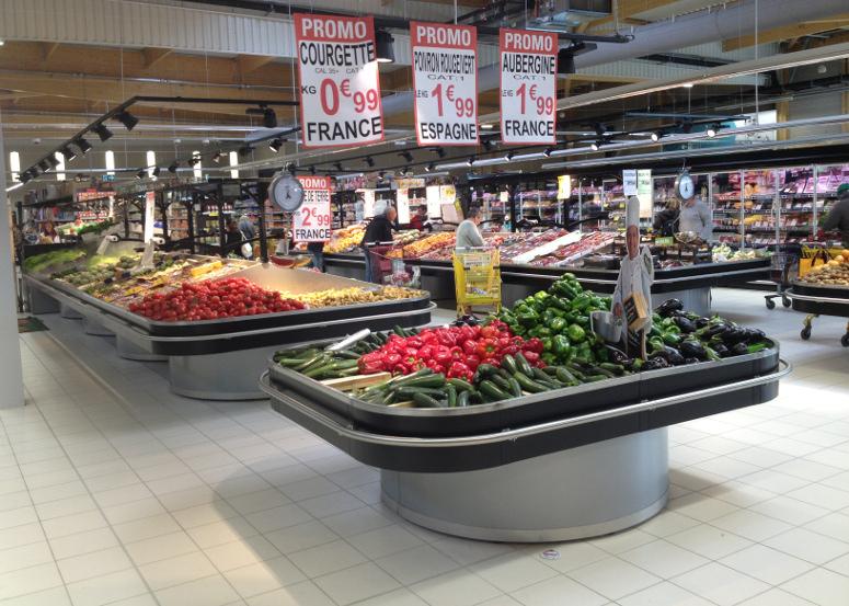 fruits & légumes - gamme priplor
