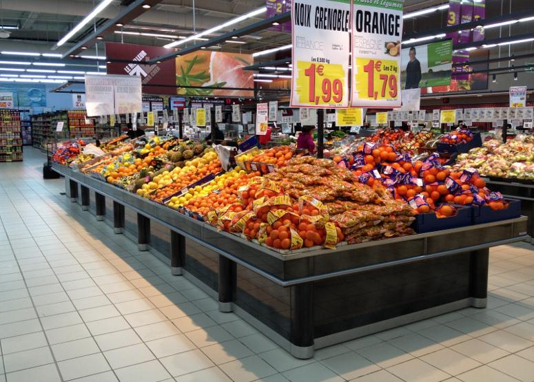 fruits & légumes - gamme titanium