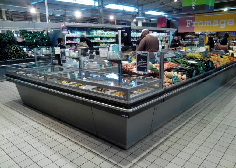 fruits & légumes - ilôt de bergerie
