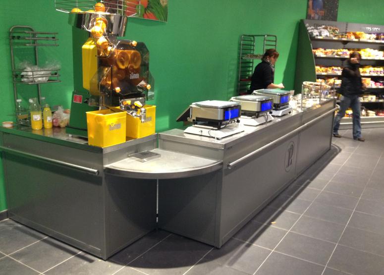 fruits & légumes - comptoir services et PMR