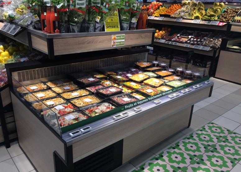 fruits & légumes - fresh coupe indépendante