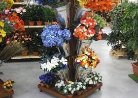 Jardinerie et Horticulture - fleurs artificielles