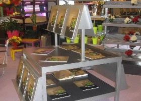 Jardinerie et Horticulture - tables de lecture