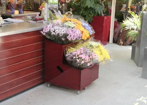 Fleuristerie - petit mobilier