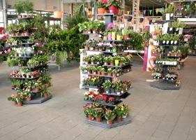 Jardinerie et Horticulture - mâts floraux