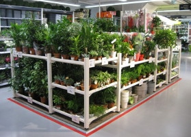Jardinerie et Horticulture - moduloflex plantes