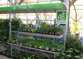 Jardinerie et Horticulture - toitures thématiques